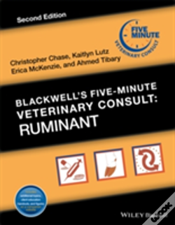 Wook.pt - Blackwell'S Five-Minute Veterinary Consult: Ruminant
