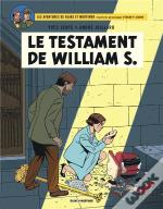 Blake Et Mortimer T24 Le Testament De William S.