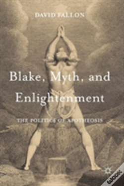 Wook.pt - Blake, Myth, And Enlightenment