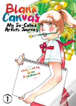 Blank Canvas My Socalled Artists Journey