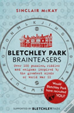 Wook.pt - Bletchley Park Brain Teasers