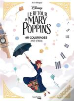 Bloc Coloriages Mary Poppins