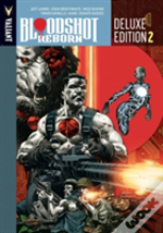 Bloodshot Reborn Deluxe Edition Book 2