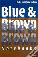 Blue & Brown - Notebooks