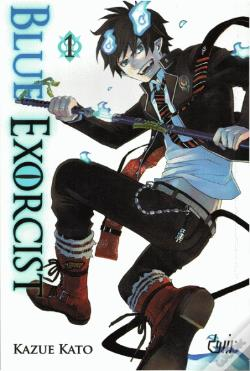 Wook.pt - Blue Exorcist, Vol. 1