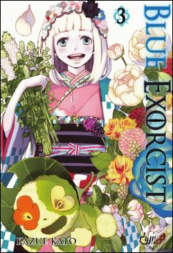 Wook.pt - Blue Exorcist, Vol. 3