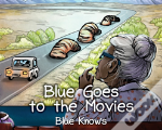 Blue Goes To The Movies