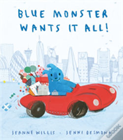 Wook.pt - Blue Monster Wants It All!
