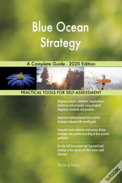 Wook.pt - Blue Ocean Strategy A Complete Guide - 2020 Edition