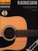 Bluegrass Guitar Method Book & Cd