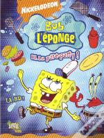 Bob L'Éponge T.11 ; La Pâté-Party !