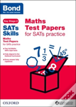 Bond Sats Skills: Maths Test Papers For Sats Practice