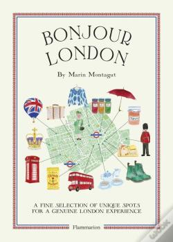 Wook.pt - Bonjour London (Ang - City Map-Guides)