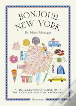 Bonjour New York (Ang - City Map-Guides)