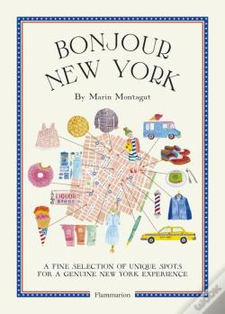 Wook.pt - Bonjour New York (Ang - City Map-Guides)