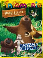 Boog & Elliot - Regresso a Timberline - Colorir