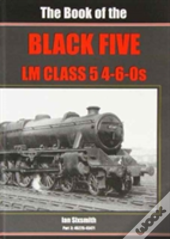 Book Of Black Fives Lm Class 54-6-0s