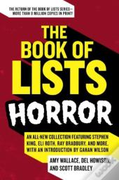 Book Of Lists: Horror