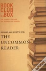 'Bookclub-In-A-Box' Discusses 'The Uncommon Reader', A Novel By Alan Bennett