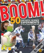 Boom! 50 Fantastic Science Experiments To Try At Home