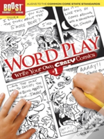 Boost Word Play Write Your Own Crazy Comics #1