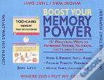 Boost Your Memory Power