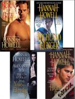Born To Bite Bundle: Highland Beast, Yours For Eternity, Highland Hunger & Born To Bite