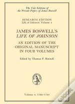 Boswell'S 'Life Of Johnson'