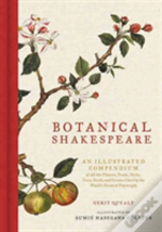 Botanical Shakespeare An I Hb