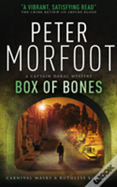 Box Of Bones (A Captain Darac Novel 3)