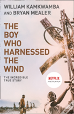 Wook.pt - Boy Who Harnessed The Wind