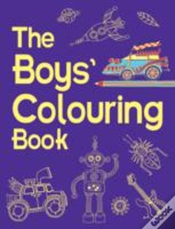 Wook.pt - Boys' Colouring Book
