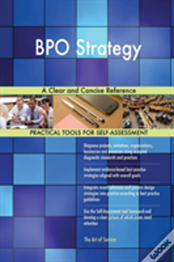 Wook.pt - Bpo Strategy A Clear And Concise Reference