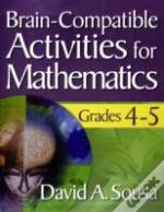 Brain-Compatible Activities For Mathematics, Grades 4-5