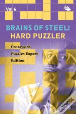 Brains Of Steel! Hard Puzzler Vol 6