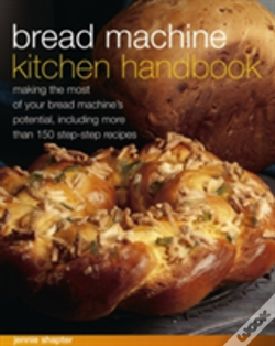 Wook.pt - Bread Machine Kitchen Handbook