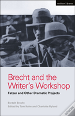 Wook.pt - Brecht And The Writer'S Workshop