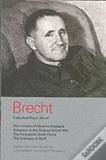 Brecht Collected Plays'Visions Of Simone Machard', 'Schweyk In The Second World War', 'Caucasian Chalk Circle', 'Duchess Of Malfi'