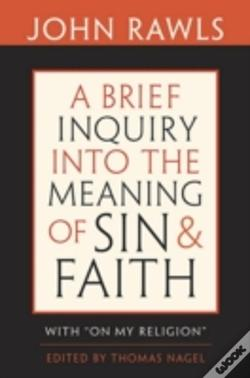 Wook.pt - Brief Inquiry Into The Meaning Of Sin &
