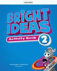 Bright Ideas Level 2 Activity Book with Online Practice