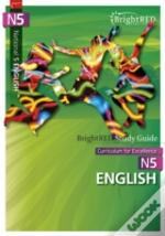 Brightred Study Guide: National 5 English