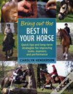 Bring Out The Best In Your Horse