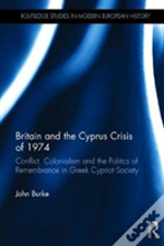 Britain And The Cyprus Crisis Of 1974