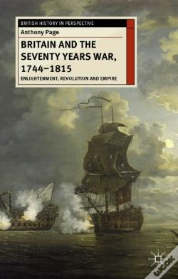Wook.pt - Britain And The Seventy Years War, 1744-1815
