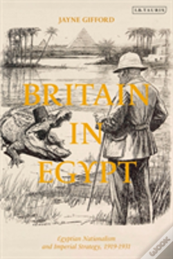 Wook.pt - Britain In Egypt Egyptian Nationali