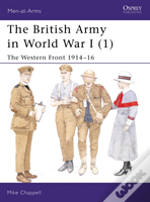 British Army In World War Iwestern Front 1914-16