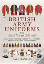 British Army Uniforms Of The American Re