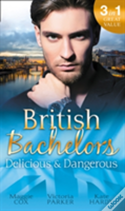 Wook.pt - British Bachelors: Delicious And Dangerous