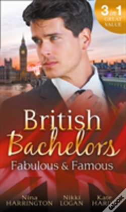 Wook.pt - British Bachelors: Fabulous And Famous