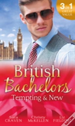 Wook.pt - British Bachelors: Tempting And New
